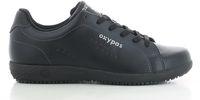 OXYPAS-Herren-Arbeits-Berufs-Schuhe, ESD, Evan, schwarz