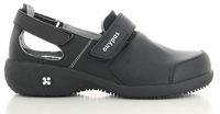 OXYPAS-Damen-Arbeits-Berufs-Schuhe, ESD, Salma, schwarz