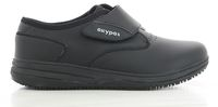 OXYPAS-Damen-Arbeits-Berufs-Schuhe, ESD, Emily, schwarz