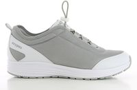 OXYPAS-Herren-Arbeits-Berufs-Schuhe, Sneaker, ESD, James, grau