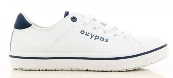 OXYPAS-Damen-Arbeits-Berufs-Schuhe, ESD, Paola, navy