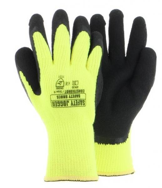 SAFETY JOGGER--Arbeits-Handschuhe, CONSTRUHOT 2131-X2X, gelb