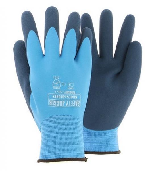 SAFETY JOGGER--Arbeits-Handschuhe, PRODRY 2131, blau