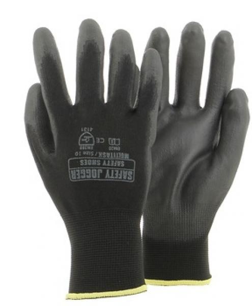 SAFETY JOGGER--Arbeits-Handschuhe, MULTITASK 4131, schwarz