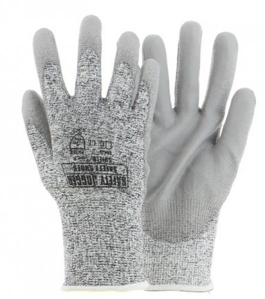 SAFETY JOGGER--Arbeits-Handschuhe, SHIELD 4543C, grau