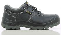 SAFETY JOGGER-S3-Sicherheits-Arbeits-Berufs-Schuhe, Halbschuhe, Bestrun, schwarz