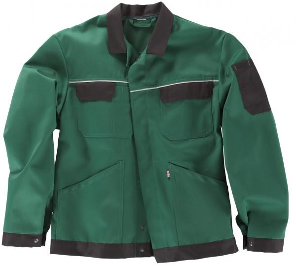 BEB-Arbeits-Berufs-Bund-Jacke, Classic, MG 245, grün/schwarz
