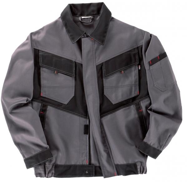 BEB-Arbeits-Berufs-Bund-Jacke, Premium, MG 300, grau/schwarz