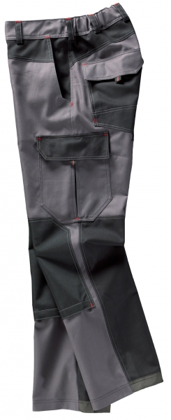 BEB-Arbeits-Berufs-Bund-Hose, Premium, MG300, grau/schwarz