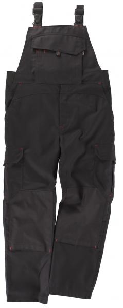 BEB-Arbeits-Berufs-Latz-Hose, Premium, MG300, schwarz