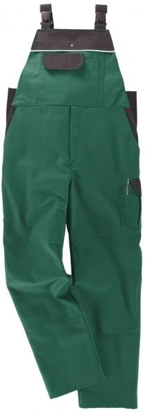 BEB-Arbeits-Berufs-Latz-Hose, Classic, MG 245, grün/schwarz