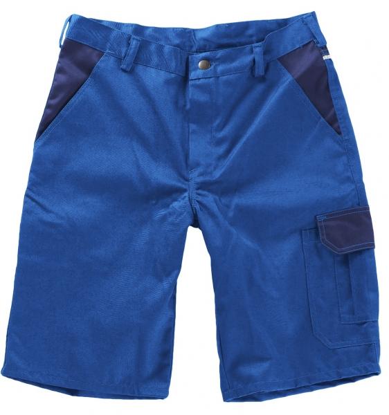 BEB-Arbeits-Berufs-Shorts, 245 g/m², kornblau/marine