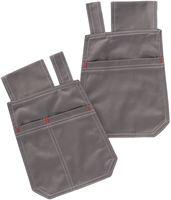 BEB-Werkzeugtasche,  245 g/m², grau