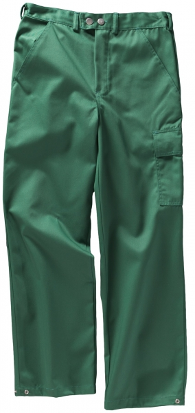 BEB-Arbeits-Berufs-Bund-Hose, Basic, MG 245, grün