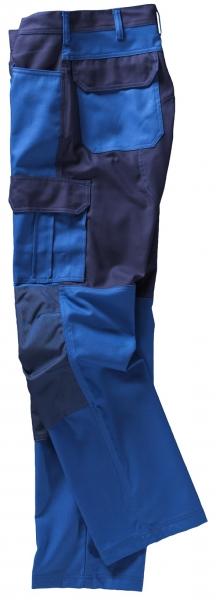 BEB-Arbeits-Berufs-Bund-Hose, Premium, MG 300, kornblau/marine