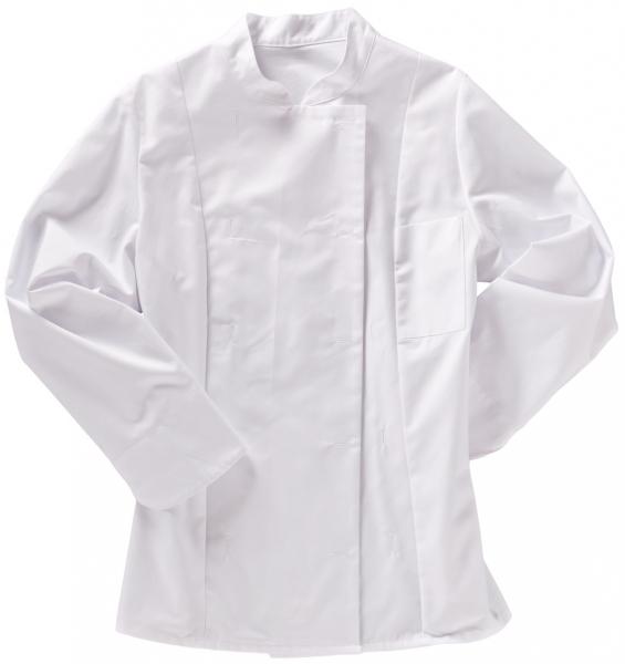 BEB-Damen-Kochjacke, BW 210, weiß