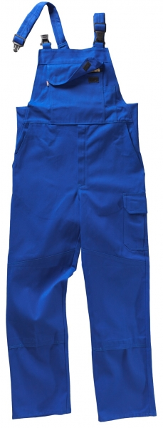 BEB-Arbeits-Berufs-Latz-Hose, Basic, MG 245, kornblau