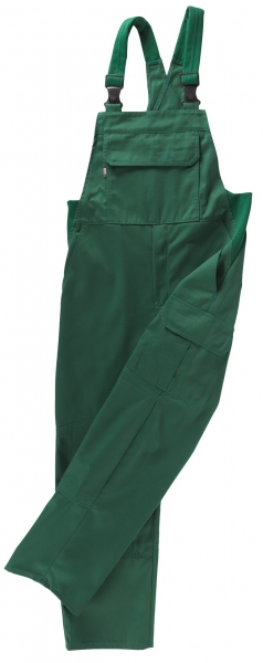 BEB-Arbeits-Berufs-Latz-Hose, Basic, MG 245, grün