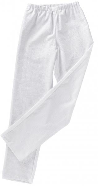 BEB-Bundhose, Damen-Arbeits-Berufs-Schlupf-Hose, MG 150, weiß