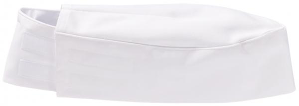 BEB-Schiffchen, Doppelpack, 210 g/m², weiß