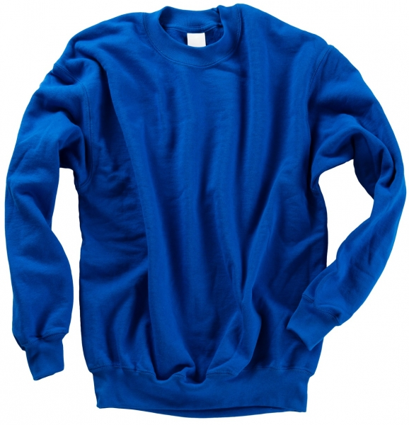 BEB-Sweat-Shirt Classic, MG 260/280, kornblau
