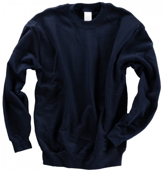 BEB-Sweat-Shirt Classic, MG 260/280, deep navy