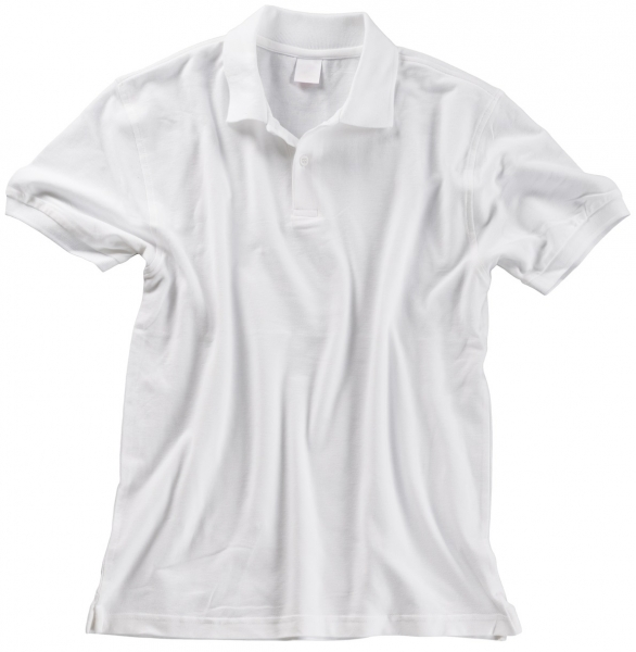 BEB Polo-Shirt Classic, BW170/180, weiß