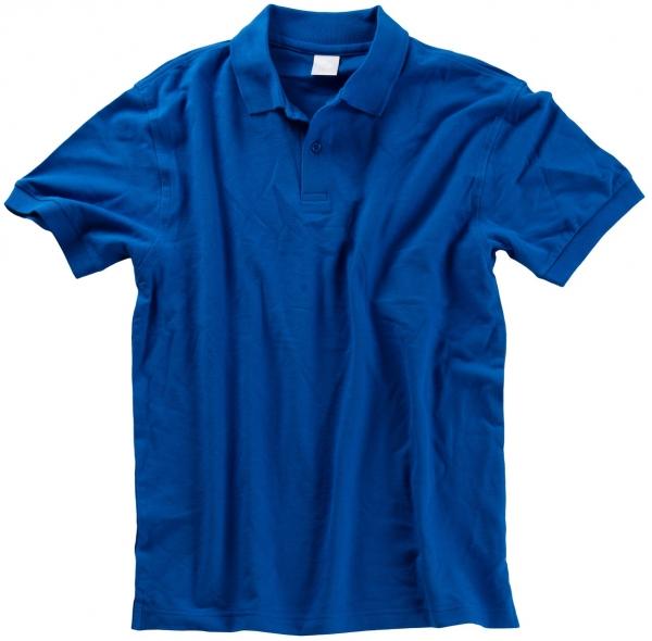 BEB Polo-Shirt Classic, BW170/180, kornblau