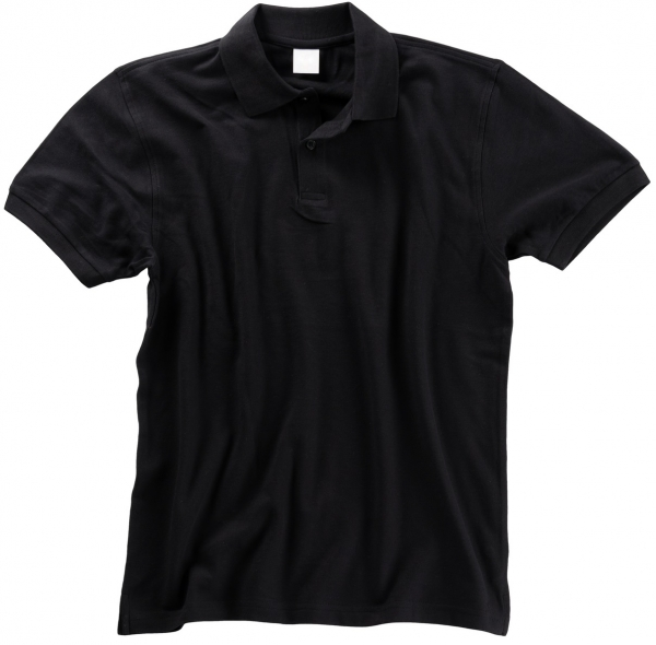 BEB Polo-Shirt Classic, BW170/180, schwarz