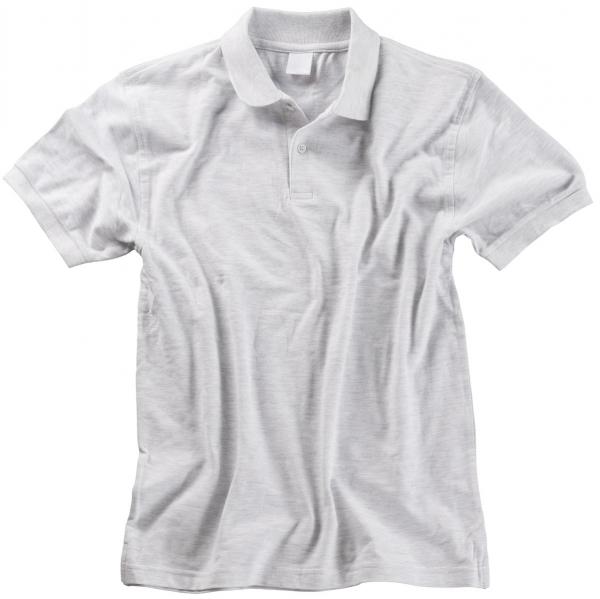 BEB Polo-Shirt Classic, BW170/180, aschgrau