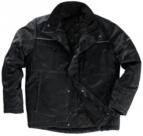 BEB-Winter-Wetter-Arbeits-Berufs-Jacke, INFLAME, 245 g/m², schwarz