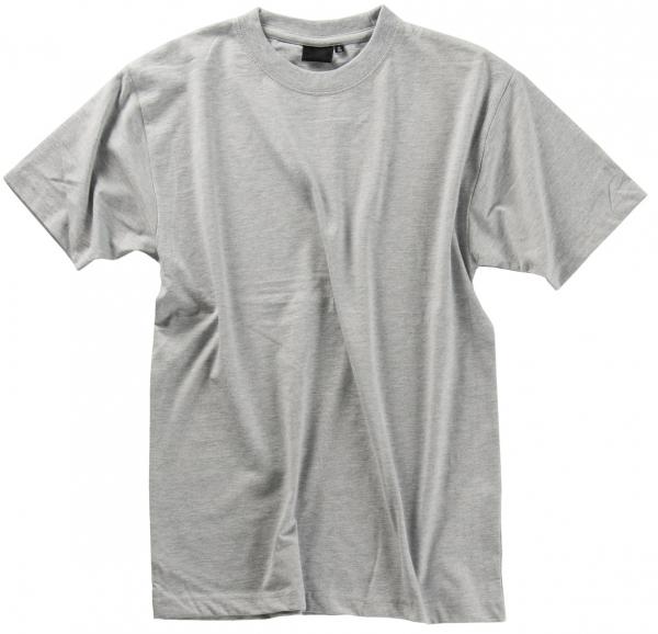 BEB-T-Shirt Premium für Damen und Herren, grau meliert