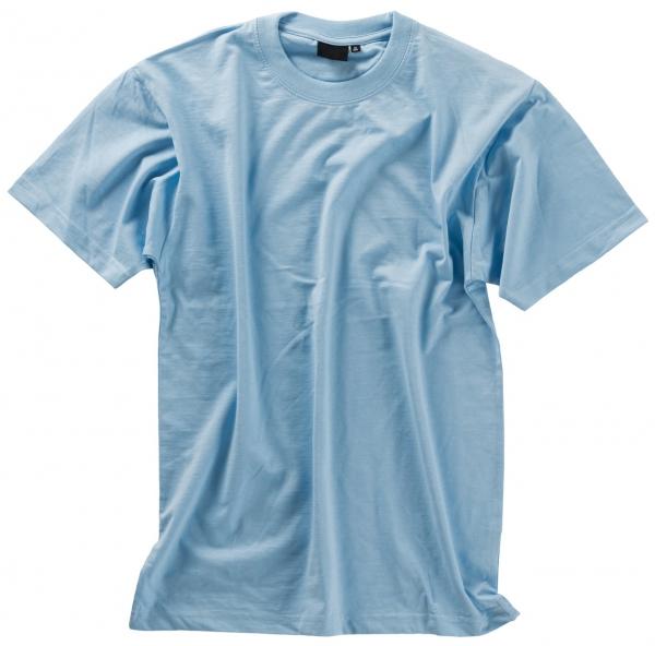 BEB-T-Shirt Premium für Damen und Herren, hellblau