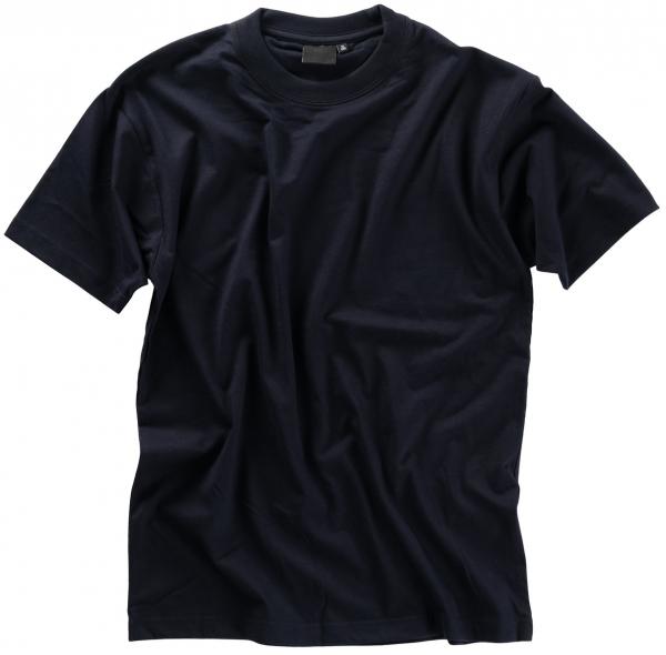 BEB-T-Shirt Premium für Damen und Herren, deep navy