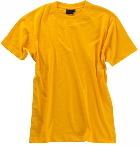 BEB-T-Shirt Premium für Damen und Herren, gelb