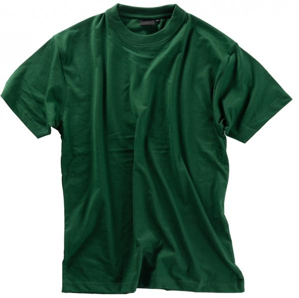 BEB-T-Shirt Premium für Damen und Herren, flaschengrün