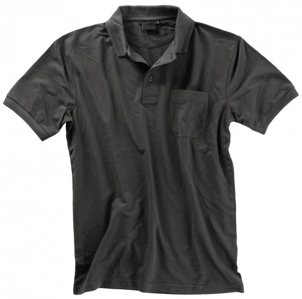 BEB Polo-Shirt Premium, MG 210/220, koks