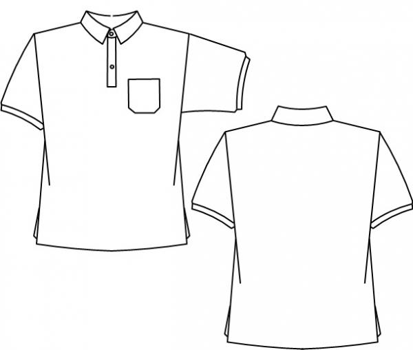BEB-Poloshirt, Premiun für Sie & Ihn, 210-220 g/m², new azzuro