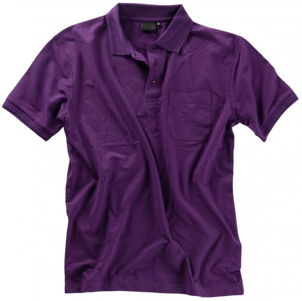 BEB Polo-Shirt Premium, MG 210/220, lila
