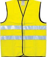 OCEAN-Warn-Schutz-Weste, gelb,