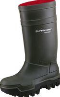 OCEAN-PU-Dunlop Thermo Sicherheits-Gummi-Stiefel, oliv