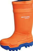 OCEAN-PU-Dunlop Thermo Sicherheits-Gummi-Stiefel, orange