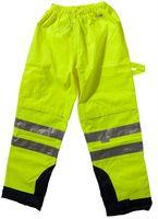 OCEAN-Warn-Schutz-Bund-Hose, Poratex Premium, gelb/marine