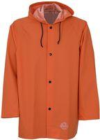 OCEAN-Abeko-Regen-Nässe-Wetter-Schutz-Jacke, orange