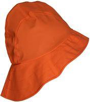 OCEAN-Abeko-Regen-Wetter-Schutz-Mütze, Südwester, orange