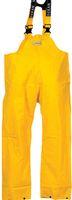 OCEAN-Regen-Nässe-Wetter-Schutz-Latzhose, Budget, 460 g/m², gelb