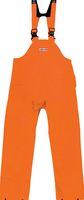 OCEAN-Regen-Nässe-Wetter-Schutz-Latzhose, Budget, 460 g/m², orange