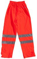 OCEAN-Warnschutz-Bundhose, Comfort Heavy, 220g/m², orange