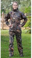OCEAN-Regen-Schutz-Anzug, Jacke und Hose, 170g/m², camouflage