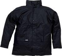 OCEAN-Regen-Nässe-Wetter-Schutz-Jacke, Comfort Stretch, 210g/m², marine